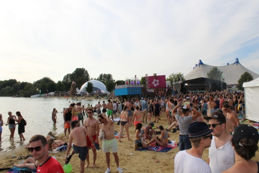 Urlaub plus Musik - die Utopia Island